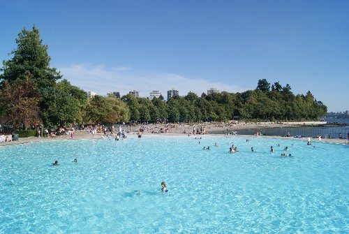 Stanley Park Swimming Pool Vancouver 39 S Best Places