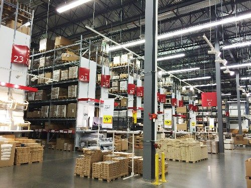 Calendar Monthly Canada : Ikea warehouse vancouver s best places