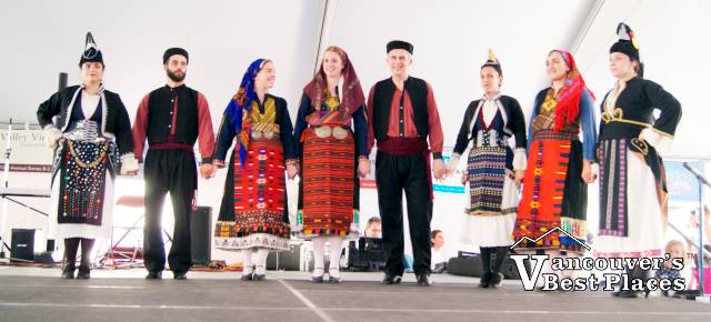 Alexander the great greek dancers vancouver 39 s best places for Alexanders greek cuisine