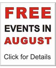 Free Events in August