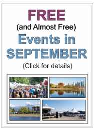 Free September Events Icon
