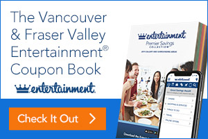 Vancouver Entertainment Coupon Book Ad