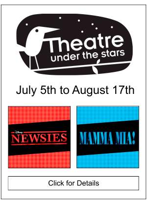 Theatre Under the Stars in 2019
