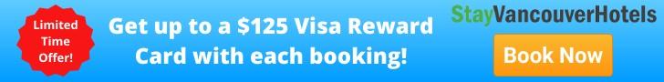 StayVancouverHotels Visa Promotion