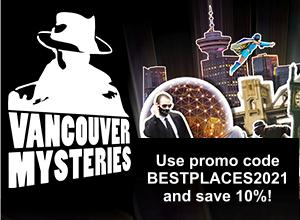 Vancouver Mysteries Adventure Games