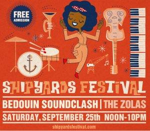 2021 Shipyards Festival